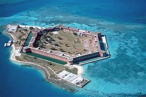 Fort Jefferson at the Dry Tortugas Awesome Design
