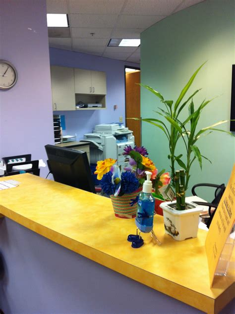 pediatric associates front desk salary small business website designs automated marketing group