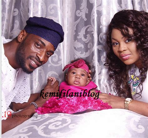 Seyi Paul's Blog Check Out 9ice With His New Baby And