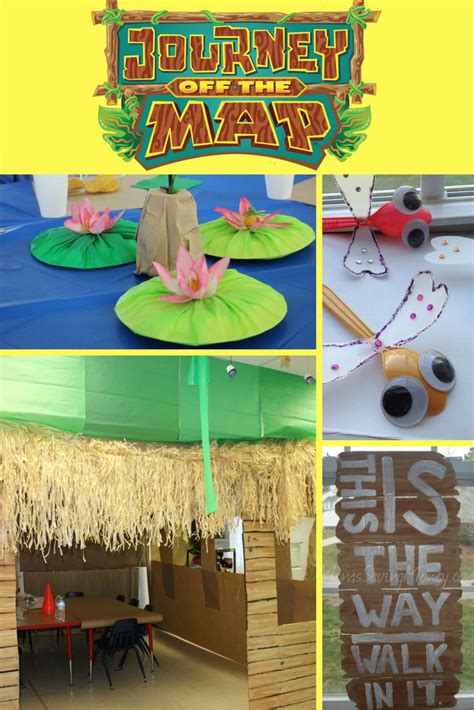 Decorating Ideas For Journey The Map Vbs by 512 Best Lifeway Vbs 2015 Quot Journey The Map Quot Images On