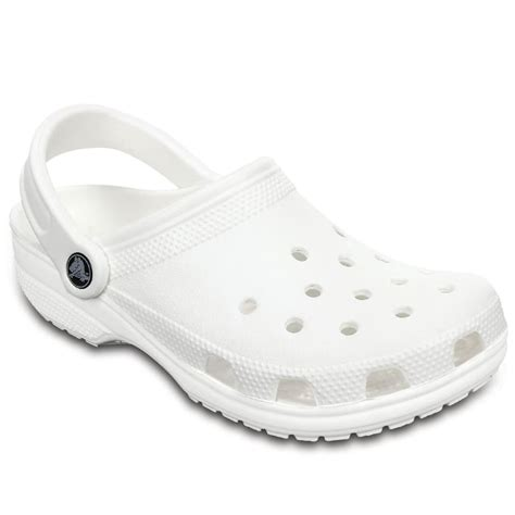 crocs adult classic clogs white bobs stores
