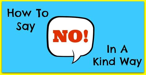 How To Say 'no' In A Kind Way  With Rachel Rofe  Rachel Rofé