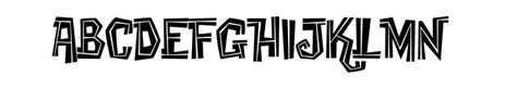 Creaky Tiki Ot Font Whatfontiscom