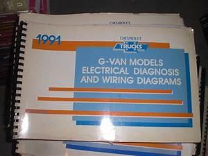Chevy Astro Van Wiring Diagram