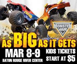 monster truck show in new orleans tiff 39 s deals nola and national savings giveaway family