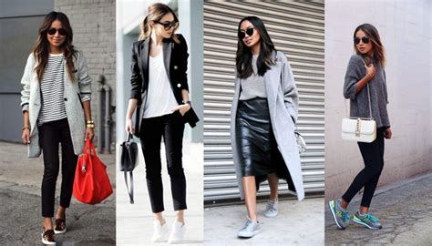 The 5 Golden Rules Of Wearing Sneakers To Work - The Singapore Womenu0026#39;s Weekly