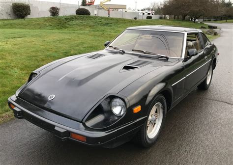 Datsun 280zx 1983 by No Reserve 1983 Datsun 280zx 2 2 Turbo 5 Speed For Sale