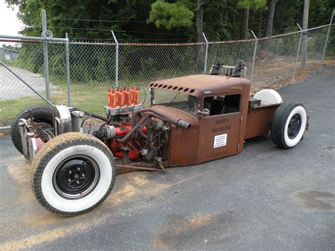 chevy concept truck is the rat rod a type of restomod