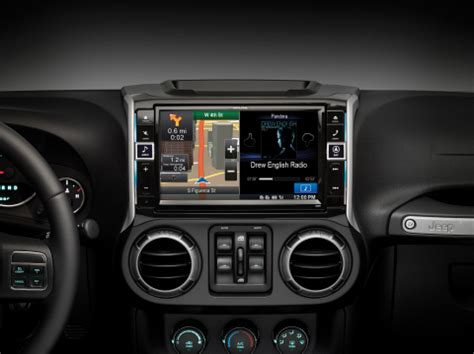 alpine electronics  shipping   restyle dash system