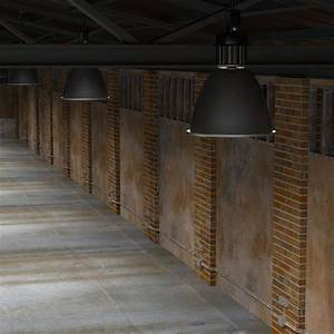 3d Old Warehouse Model In 2020