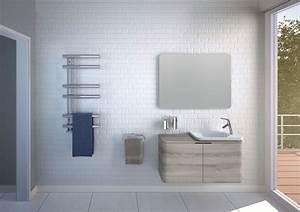 la salle de bains de style scandinave de vitra With meuble salle de bain vitra