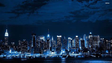 Skyline Background New York City Skylines At Hd Wallpapers Desktop