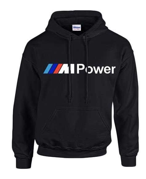 Bmw Hoodie by Bmw M Power Hooded Sweater Sweatshirt Hoodie