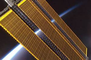 File:Earth horizon and International Space Station solar ...