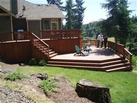 135 best images about multilevel deck and porch ideas on