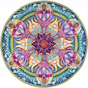 225 best Mandalas images on Pinterest | Mandala art ...