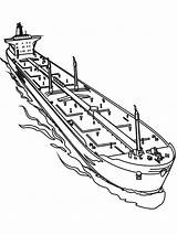 Cargo Ship Colouring Pages Coloringpage Vrachtschip Coloring Boat Colour Check Category sketch template