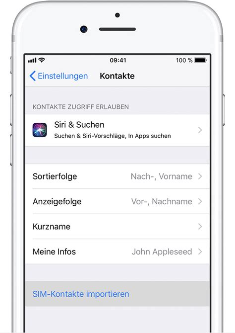 Kontakte Auf Sim Karte Iphone