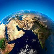 Arabian Peninsula From Space