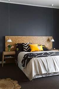 Idee Deco Tete De Lit : id es d co 22 t tes de lit originales faire soi m me ~ Melissatoandfro.com Idées de Décoration