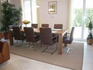 Teppich Für Essbereich : sisalteppich gembinski teppiche ~ Michelbontemps.com Haus und Dekorationen