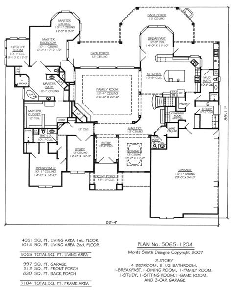 3 bedroom house plans one slab home plans 9 level 1 1 2 bedroom house plans