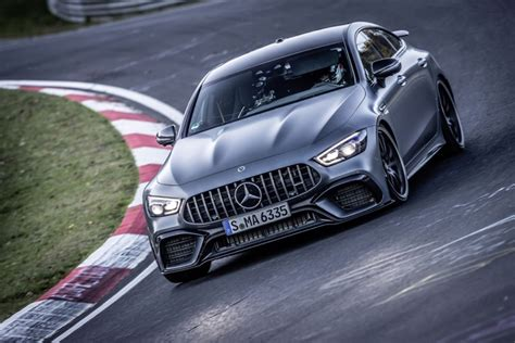 Research, compare and save listings, or contact sellers directly from 4 2019 amg gt 63 models nationwide. 2021 Mercedes AMG GT 63 S is the fastest luxury class vehicle on the Nürburgring Nordschleife ...