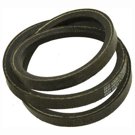 genuine husqvarna replacement drive belt for husqvarna lawn genuine husqvarna replacement belt for lawn mowers fits hu700f xt722fe 62522sh 6522sh 6522sl