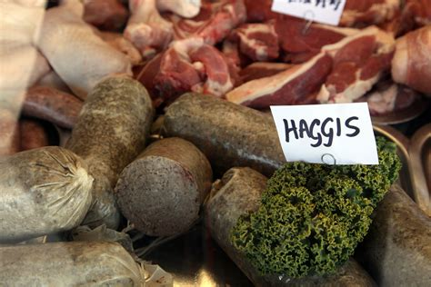 places  hunt    haggis country life