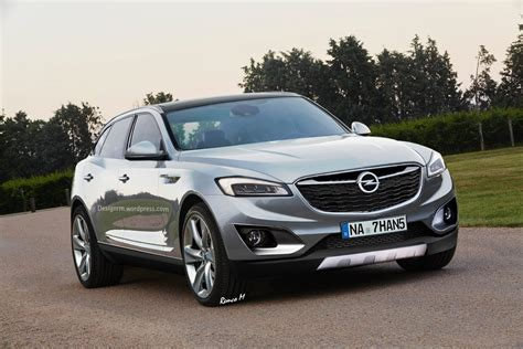 Opel Omega 2020 by New Opel Flagship Suv Coming By 2020 Will Be Made In