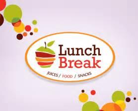 On Lunch Break Signs