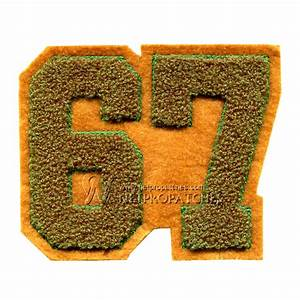 custom chenille letter patches With custom chenille letter patches