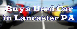 Where to Buy a Used Car in Lancaster PA?