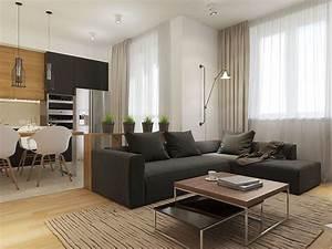 Come Arredare Una Casa Di 50 Mq  Ecco 5 Progetti Di Design