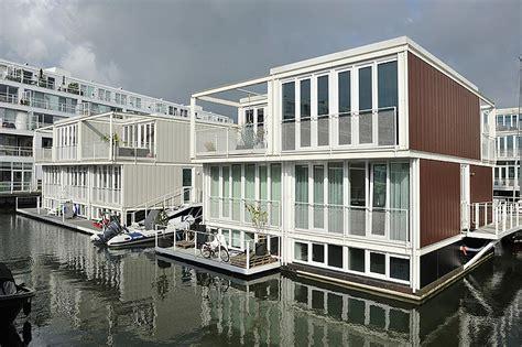 Huizen Te Koop Steigereiland Ijburg by Drijvend Wonen In Ijburg Amsterdam Abc Arkenbouw