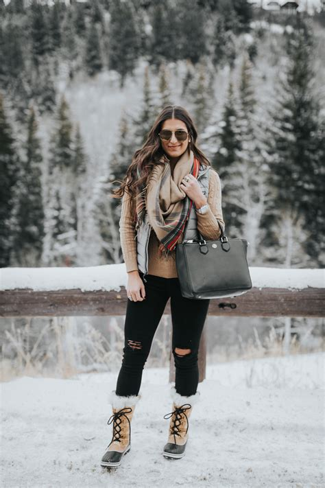Chic Winter Outfit | A Southern Drawl