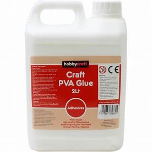 Craft Pva Glue 2 Litres Hobbycraft