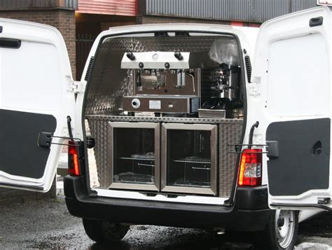 Peugeot Partner   Coffee Latino   The Market Leader in Mobile Coffee Vans