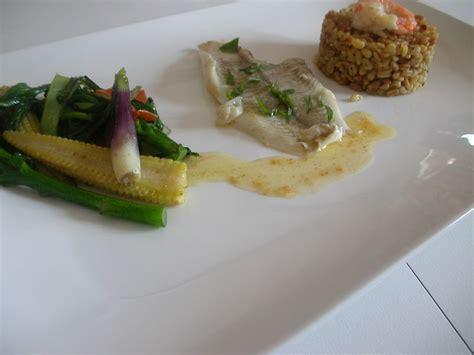 cuisiner du carrelet filet de carrelet mariné et dôme d 39 ebly à la