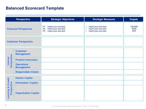Strategic Plan Template 15 Best Simple Strategic Plan Template By Ex Mckinsey