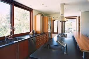Galley Kitchen With Island Layout Galley Kitchen Design Ideas That Excel