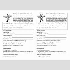 Part Time Jobs Reading Comprehension By Kijog  Teaching Resources Tes