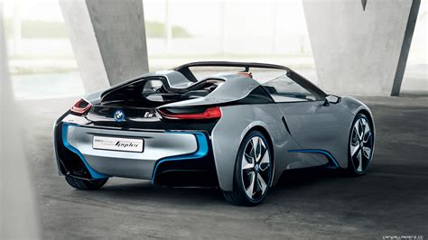 Bmw I8 Spyder Might Hit The Roads Soon