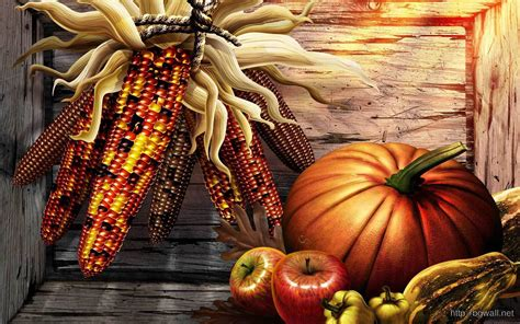40 Free Thanksgiving Background Wallpapers For Desktop