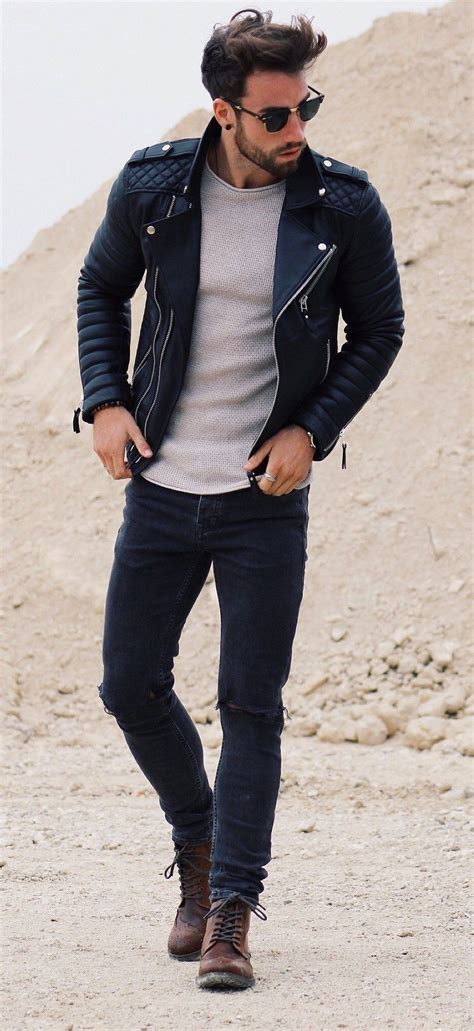 Fantastic Edgy Style Ideas For Men Clothes