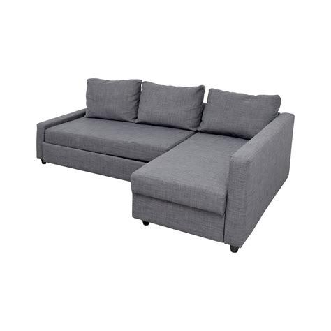 grey sectional sleeper sofa 41 off ikea ikea grey sleeper chaise sectional sofas