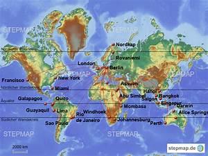 Längen Und Breitengrade Berechnen : l ngen u breitengrade von petrus landkarte f r die welt ~ Themetempest.com Abrechnung