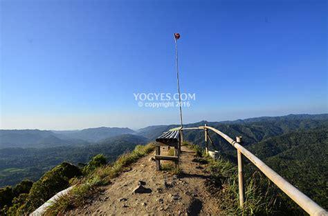puncak widosari samigaluh tempat wisata  kulon progo