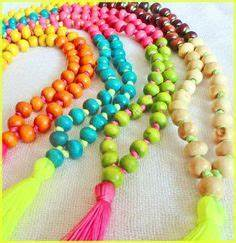 1000 images about tassel necklace on Pinterest