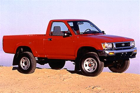 Toyota Truck Models by 1990 94 Toyota Consumer Guide Auto